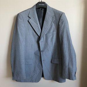 Light Grey George Suit Jacket